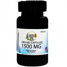 Organic CBD Gel Capsules | 1500mg |  Full Spectrum